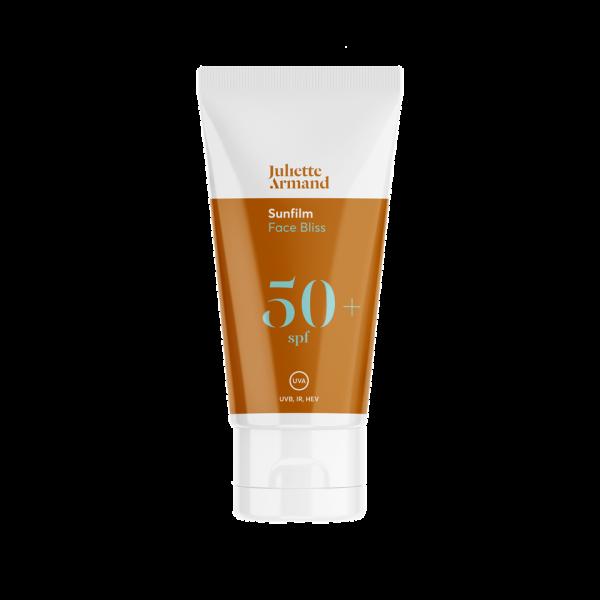 Солнцезащитный крем SPF50+ (UVA UVB IR) без тона