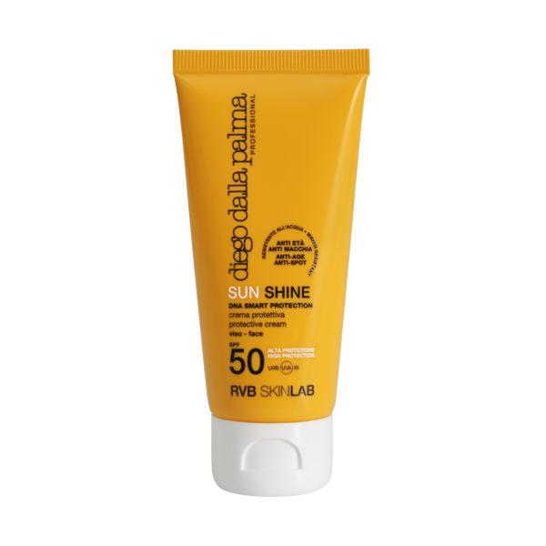 Солнцезащитный крем для лица spf50