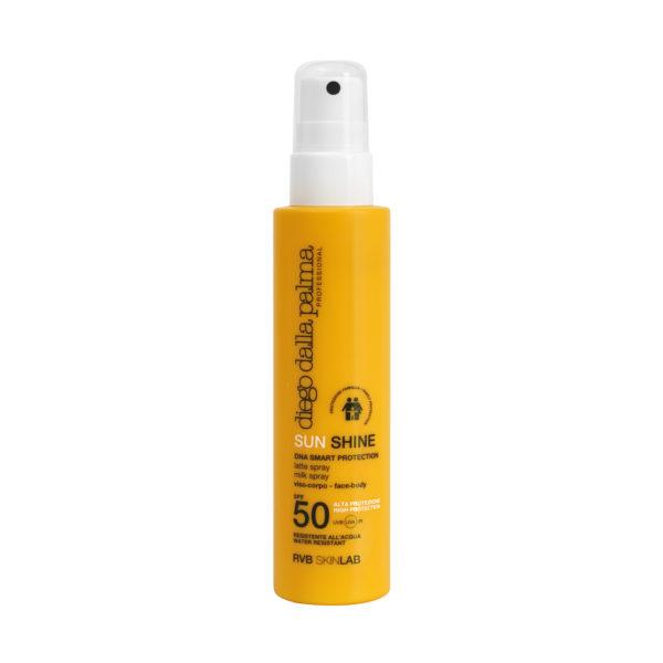 Спрей-молочко spf50 (для взрослых и детей с 3 лет)